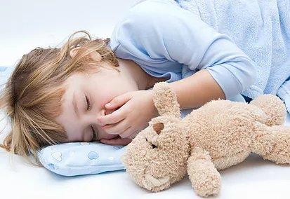 В полнолуние дети и подростки спят хуже