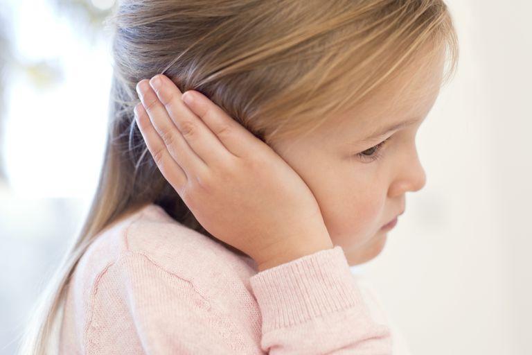 Экссудативный отит, или клейкое ухо