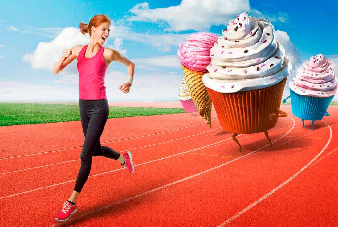 Какой вид спорта более предпочтителен во время похудания?