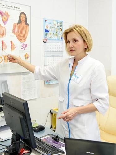 Кабинет гинекологии. Акушер-гинеколог  к.м.н. Гадиати Т.Г.
