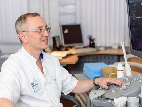Кабинет функциональной диагностики. Специалист по ультазвуковой диагностике Литвин А.Г.